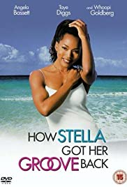 How Stella Got Her Groove Back(1998) Poster - Movie Forum, Cast, Reviews