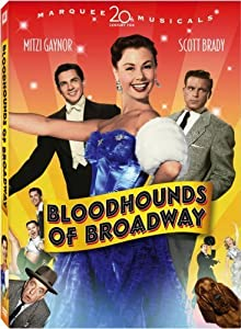 Bloodhounds of Broadway Richard Quine