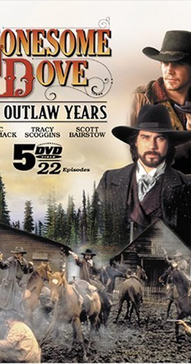 Lonesome Dove: The Outlaw Years (TV Series 1995–1996) - IMDb