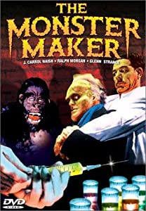 New movies 720p free download The Monster Maker [WEB-DL]