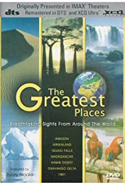 The Greatest Places Poster