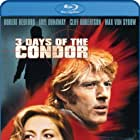 Robert Redford and Faye Dunaway in Three Days of the Condor (1975)