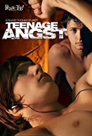 Teenage Angst Poster