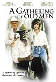 A Gathering of Old Men Poster