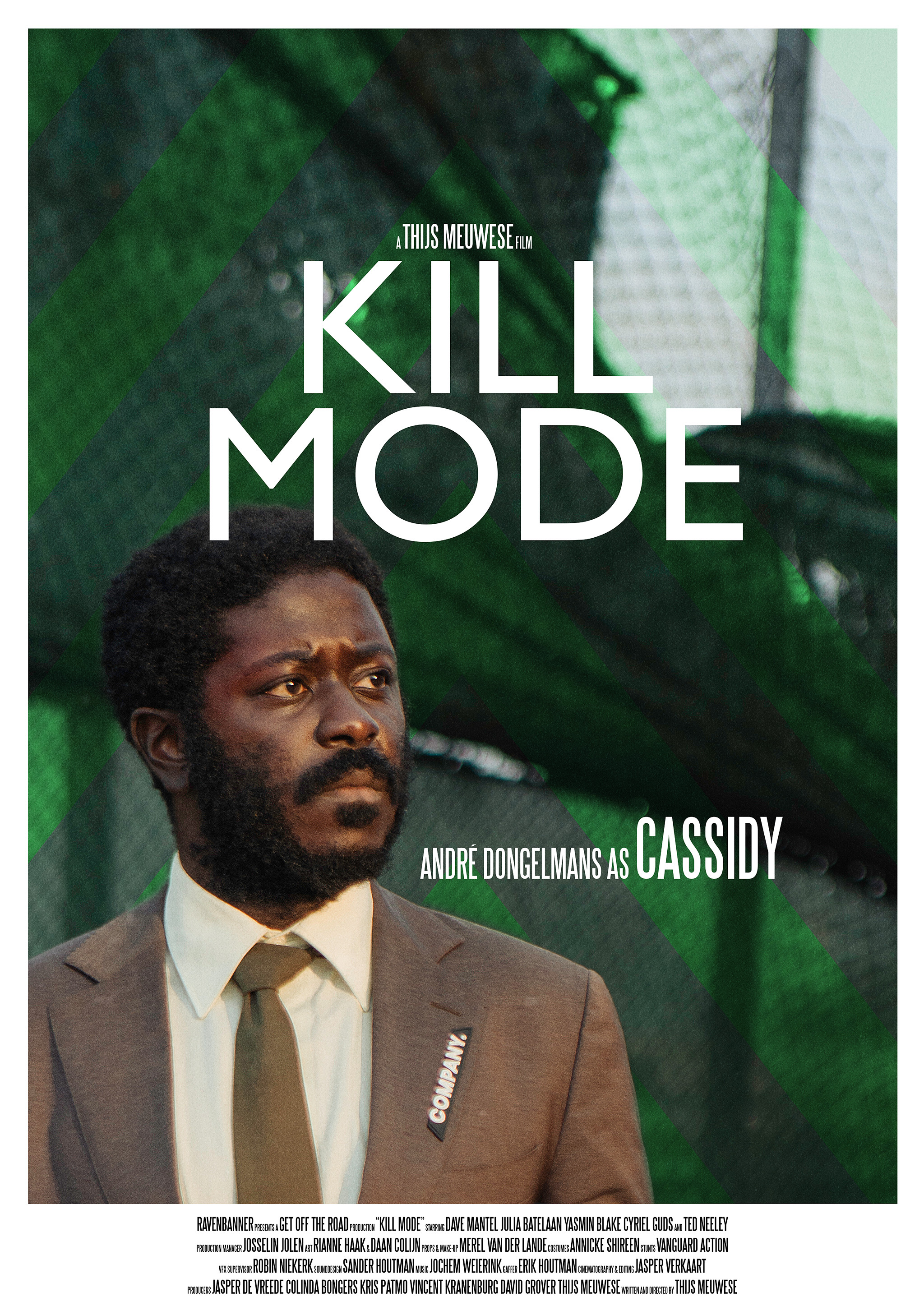 Andre Dongelmans in Kill Mode (2020)