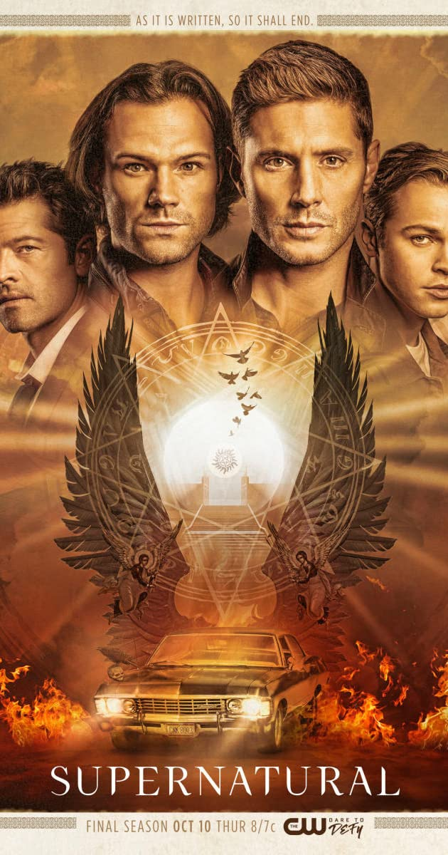 [ACESSE COMANDOTORRENTS.COM] Supernatural S14E18 [720p] [WEB-DL] [DUAL]