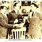 Stuart Erwin, Charley Foy, and Allen Jenkins in Dance Charlie Dance (1937)