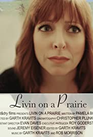 Livin' On a Prairie Poster