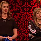 Kerry Godliman and Jessica Knappett in Taskmaster (2015)