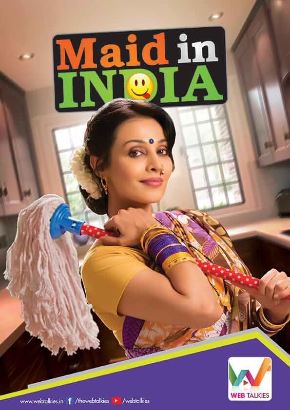 Maid in India (2019) Hindi Season 1 Complete