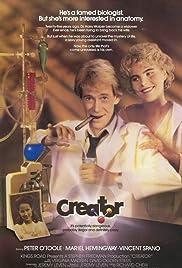Creator(1985) Poster - Movie Forum, Cast, Reviews