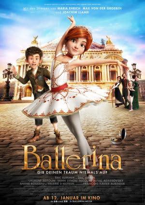 Ballerina (2016) Hindi Dubbed