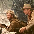 Gary Cooper and Arthur Hunnicutt in Distant Drums (1951)
