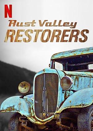 Where to stream Rust Valley Restorers