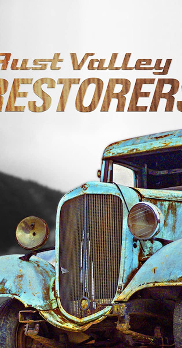Download Rust Valley Restorers or watch streaming online complete episodes of  Season2 in HD 720p 1080p using torrent