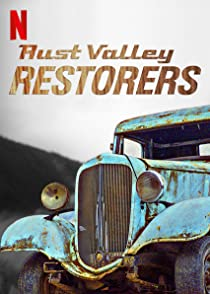 Rust Valley Restorersสนิม เศษเหล็ก คลาสสิก