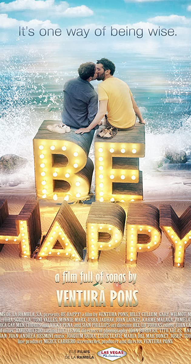 Subtitle of Be Happy! (the musical)