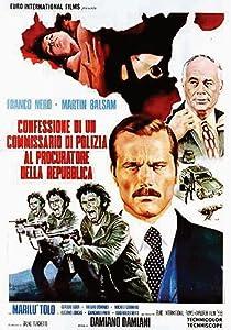 Best website to download divx movies Confessione di un commissario di polizia al procuratore della repubblica by Damiano Damiani [BRRip]