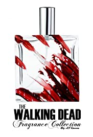 The Walking Dead Fragrance Collection Poster