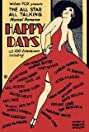 Happy Days (1929) Poster