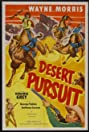 Desert Pursuit (1952) Poster