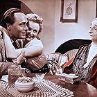 Margarete Haagen, Paul Klinger, and Angelika Meissner in Die Mädels vom Immenhof (1955)