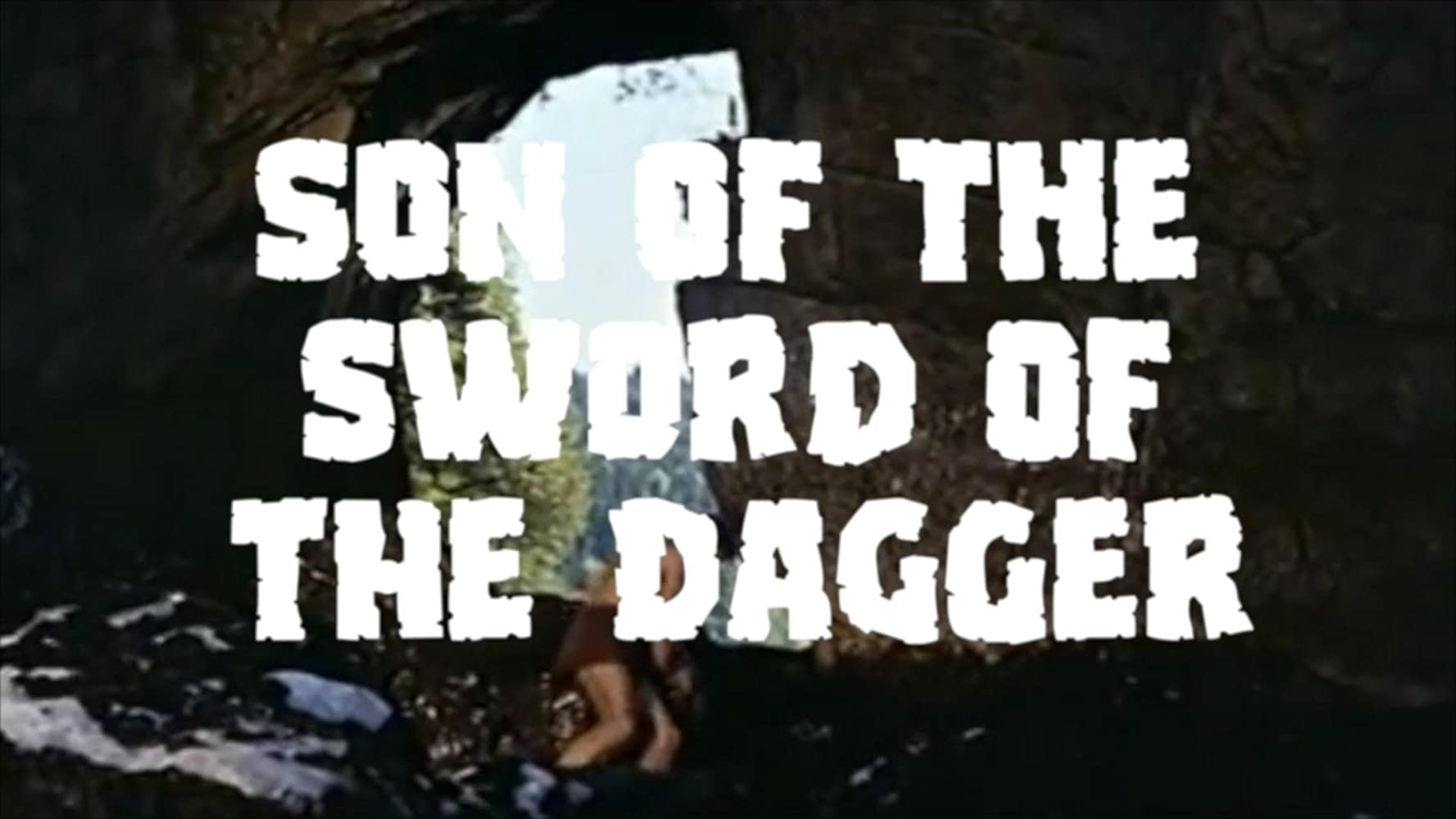 Dagger Caption 2