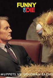 Muppets vs. Goldman Sachs Poster