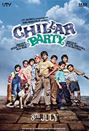 Children's Party Poster