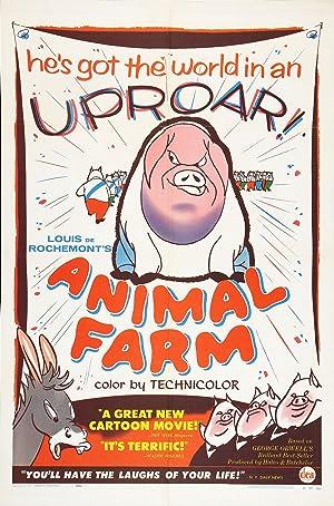Where to stream Animal Farm