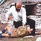Omero Antonutti and Fabrizio Forte in Padre padrone (1977)
