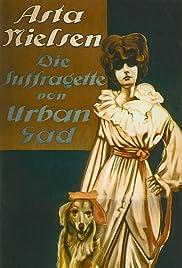 A Militant Suffragette Poster