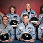 Gregory Jarvis, Christa McAuliffe, Ellison Onizuka, Francis 'Dick' Scobee, Ron McNair, Judith A. Resnik, and Michael J. Smith in Challenger: The Final Flight (2020)