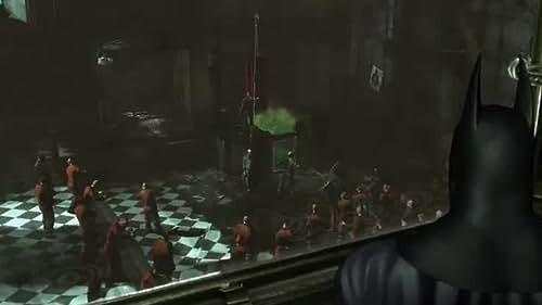 Batman: Arkham City (Paris Comicon)