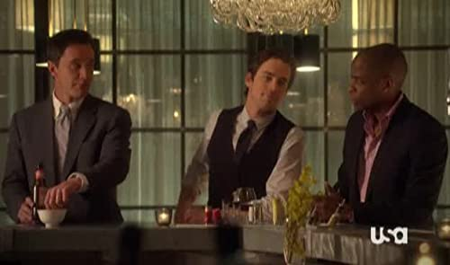 Psych/White Collar: This Is My Wallet