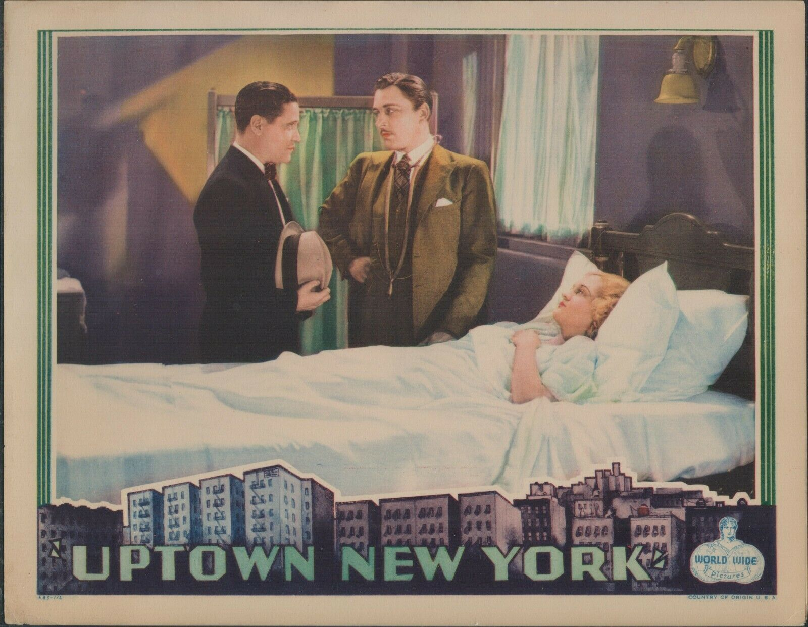Uptown New York (1932)