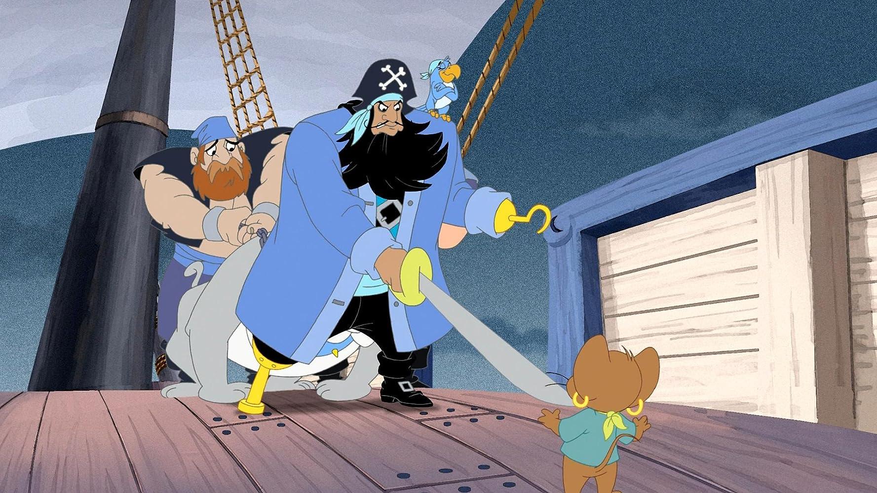 貓和老鼠 海盜尋寶劇照點擊放大