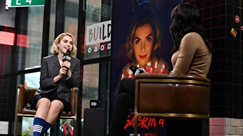 BUILD: Kiernan Shipka on her Love of Horror