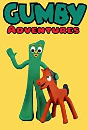 Gumby Adventures Poster