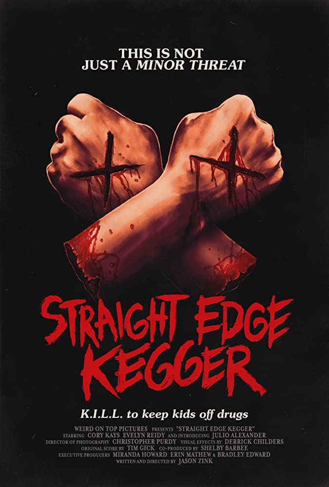 Straight Edge Kegger (2019) Dual Audio Hindi 300MB HDRip 480p Download
