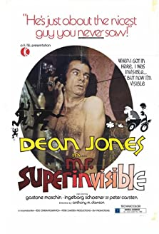 Mr. Superinvisible (1970)