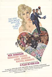 A Flea in Her Ear (1968) Poster - Movie Forum, Cast, Reviews