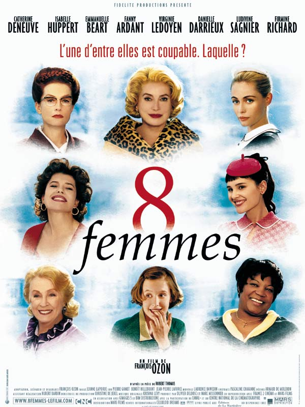 8 femmes hd on soap2day