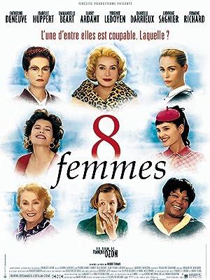 8 Women film Poster