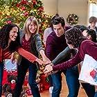 Antonio Cupo, Quinn Lord, Lisa MacFadden, Latonya Williams, and Jennifer Tong in A Glenbrooke Christmas (2020)