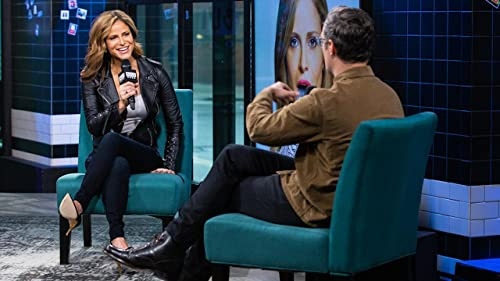 BUILD: Andrea Savage Loves Working With Will Ferrell