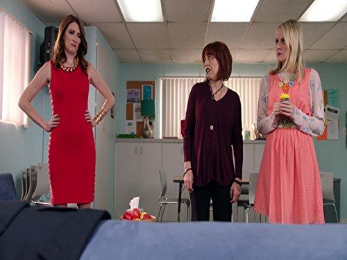 Katy Colloton, Kathryn Renée Thomas, and Katie O'Brien in Teachers (2016)