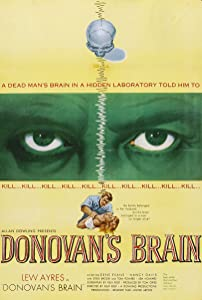 Watch me tv movies Donovan's Brain [Quad]