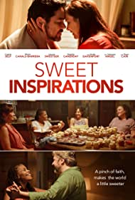 Dean Cain, Maria Canals-Barrera, Natalie Canerday, Verda Davenport, and Cassie Self in Sweet Inspirations (2019)