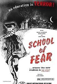 School of Fear Poster